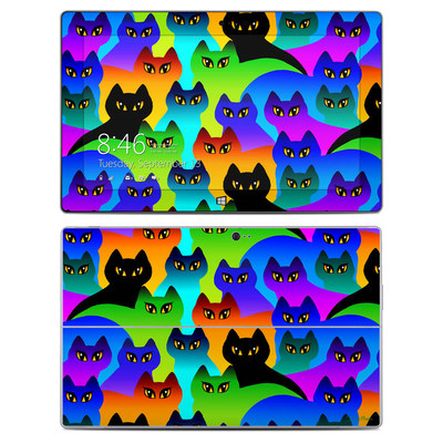 Microsoft Surface 2 Skin - Rainbow Cats