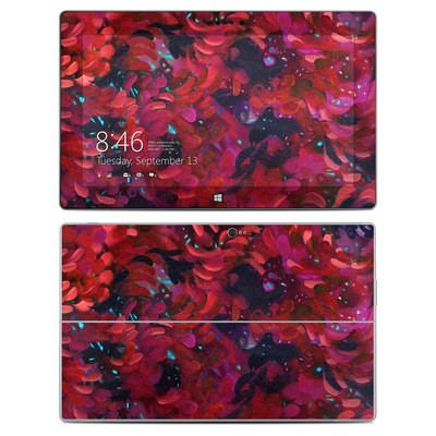 Microsoft Surface 2 Skin - Rush