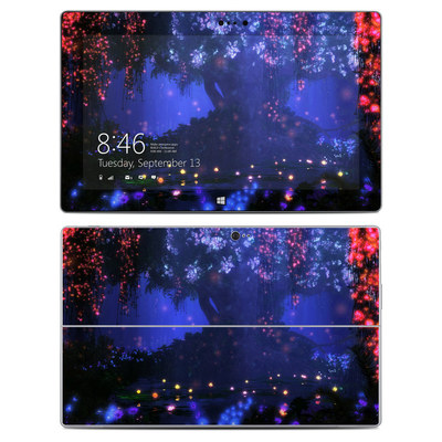Microsoft Surface 2 Skin - Satori Night