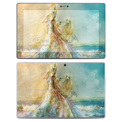 Microsoft Surface 2 Skin - The Shell Maiden