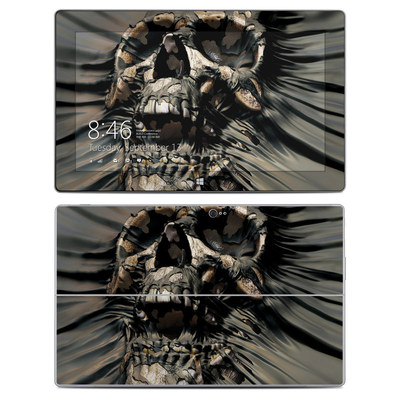 Microsoft Surface 2 Skin - Skull Wrap