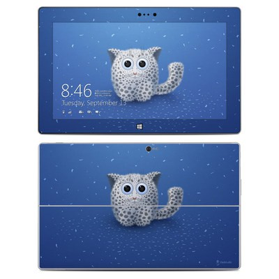 Microsoft Surface 2 Skin - Snow Leopard