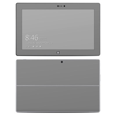 Microsoft Surface 2 Skin - Solid State Grey