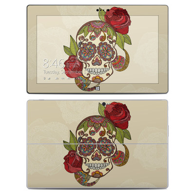 Microsoft Surface 2 Skin - Sugar Skull