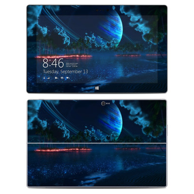 Microsoft Surface 2 Skin - Thetis Nightfall