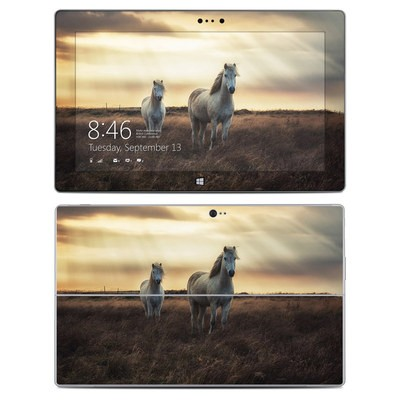 Microsoft Surface 2 Skin - Hornless Unicorns