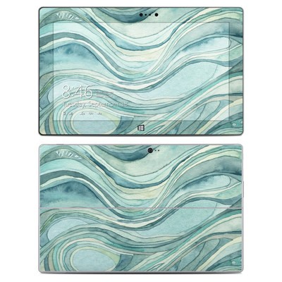 Microsoft Surface 2 Skin - Waves