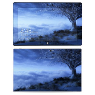 Microsoft Surface 2 Skin - World's Edge Winter