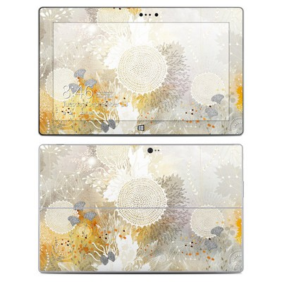 Microsoft Surface 2 Skin - White Velvet