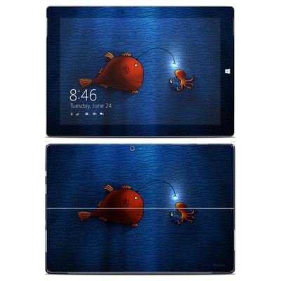 Microsoft Surface 3 Skin - Angler Fish
