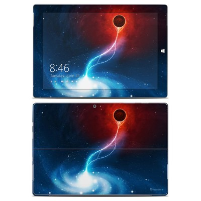 Microsoft Surface 3 Skin - Black Hole