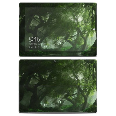 Microsoft Surface 3 Skin - Canopy Creek Spring