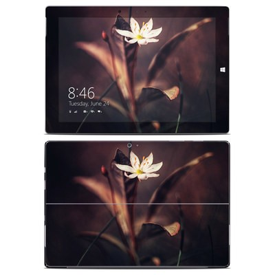 Microsoft Surface 3 Skin - Delicate Bloom