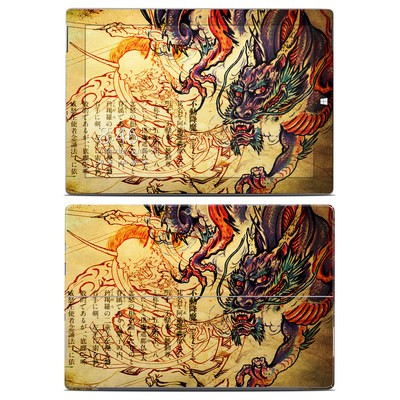 Microsoft Surface 3 Skin - Dragon Legend