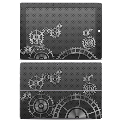 Microsoft Surface 3 Skin - Gear Wheel