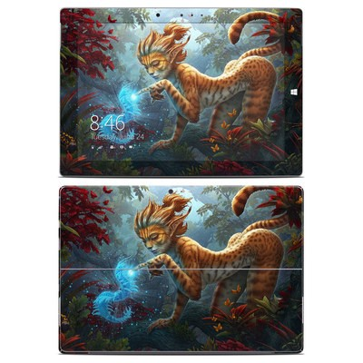 Microsoft Surface 3 Skin - Ghost Centipede