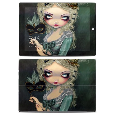 Microsoft Surface 3 Skin - Marie Masquerade