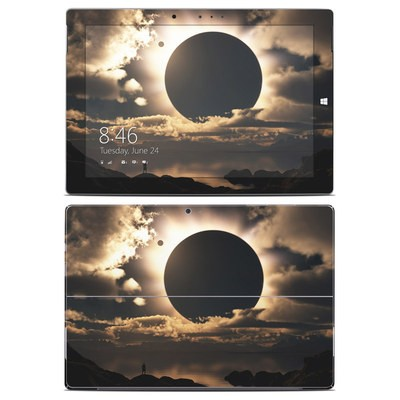Microsoft Surface 3 Skin - Moon Shadow