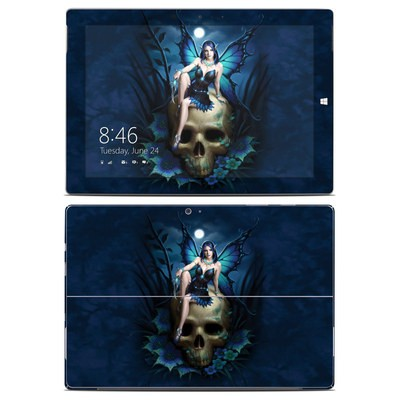 Microsoft Surface 3 Skin - Skull Fairy