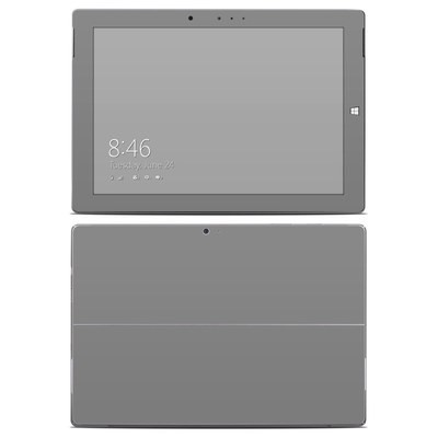 Microsoft Surface 3 Skin - Solid State Grey