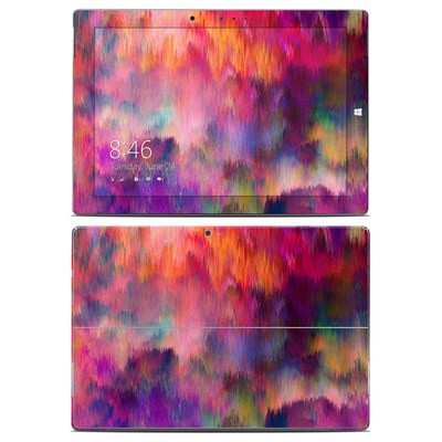 Microsoft Surface 3 Skin - Sunset Storm