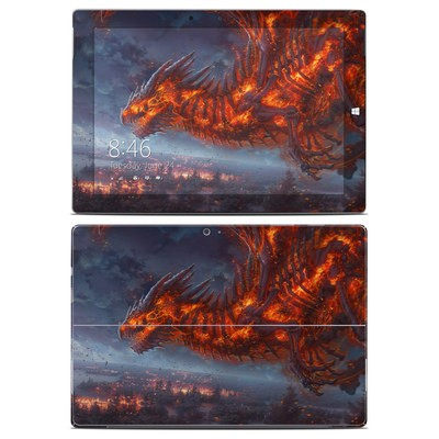 Microsoft Surface 3 Skin - Terror of the Night