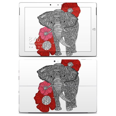 Microsoft Surface 3 Skin - The Elephant