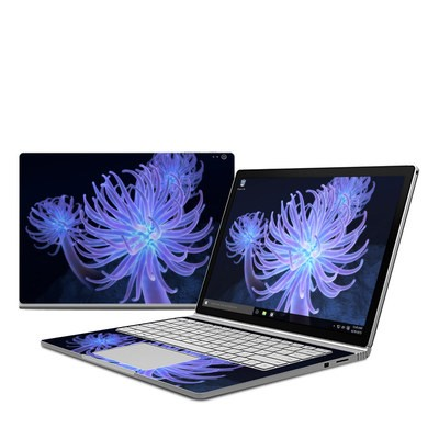 Microsoft Surface Book Skin - Anemones