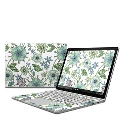Microsoft Surface Book Skin - Antique Nouveau