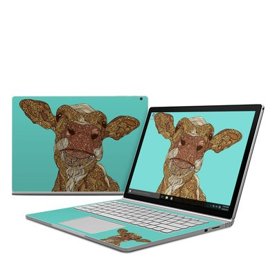 Microsoft Surface Book Skin - Arabella