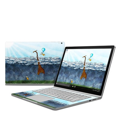Microsoft Surface Book Skin - Above The Clouds