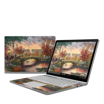 Microsoft Surface Book Skin - Autumn in New York