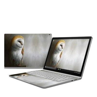 Microsoft Surface Book Skin - Barn Owl