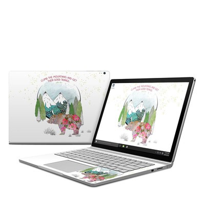 Microsoft Surface Book Skin - Bear Mountain