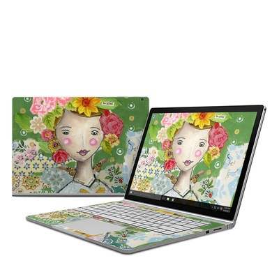 Microsoft Surface Book Skin - Be Glad