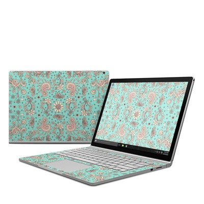Microsoft Surface Book Skin - Birds Of A Flower
