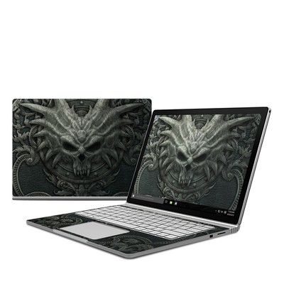 Microsoft Surface Book Skin - Black Book