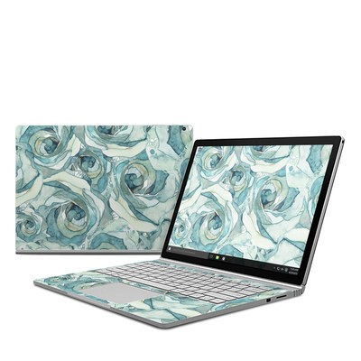 Microsoft Surface Book Skin - Bloom Beautiful Rose