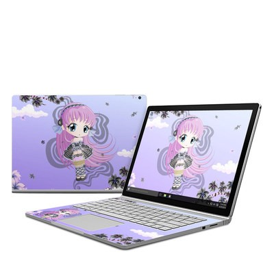 Microsoft Surface Book Skin - Blossom