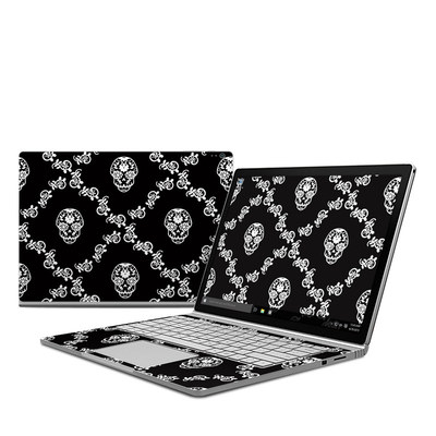 Microsoft Surface Book Skin - Calavera Lattice