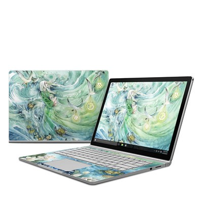 Microsoft Surface Book Skin - Cancer