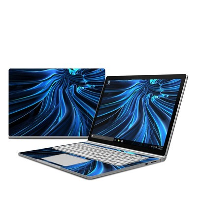Microsoft Surface Book Skin - Cerulean