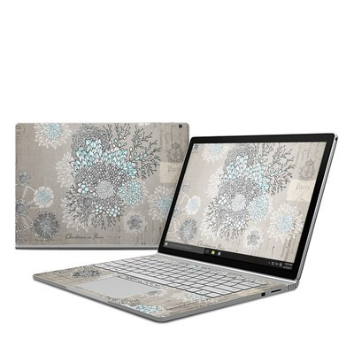 Microsoft Surface Book Skin - Christmas In Paris