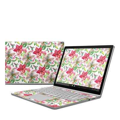 Microsoft Surface Book Skin - Colibri