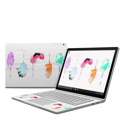 Microsoft Surface Book Skin - Compass