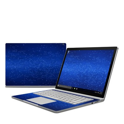 Microsoft Surface Book Skin - Constellations