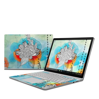 Microsoft Surface Book Skin - Coral
