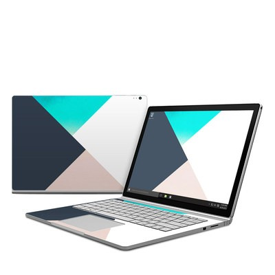Microsoft Surface Book Skin - Currents