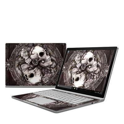 Microsoft Surface Book Skin - Dioscuri