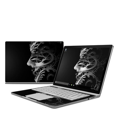 Microsoft Surface Book Skin - Displacement
